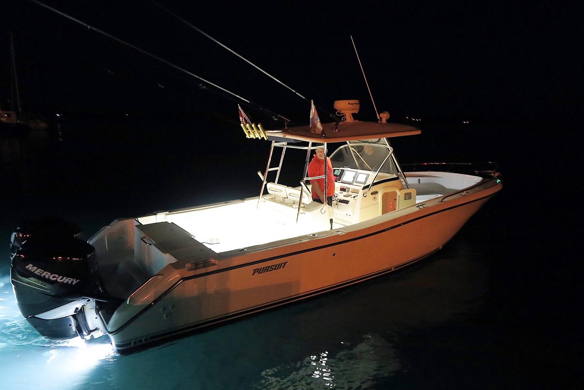 Boat Pursuit 3070 CC - Taboo Pro Fishing Team Pakostane Dalmatia